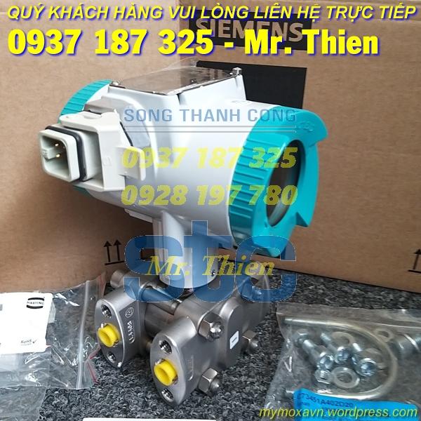 7MF0340-1GM01-5AF2-ZA30+A40+E01+H01+K84+Y21 – Thiết bị đo áp suất – Siemens Vietnam