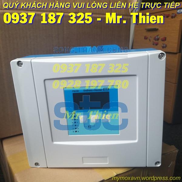 FMU90-R11CB131AA1A – Bộ hiển thị đo mức siêu âm – Endress+Hauser Vietnam – Đại lí cung cấp E+H tại Việt Nam