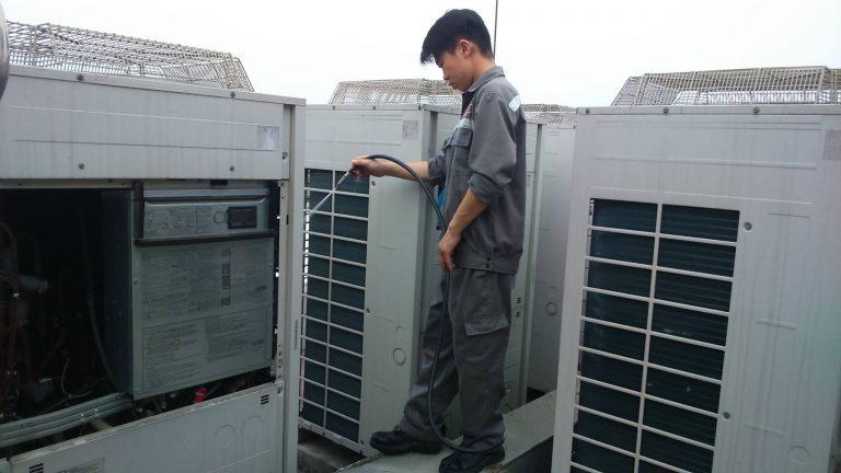 Dịch vụ bảo dưỡng vệ sinh hệ thống máy lạnh công nghiệp