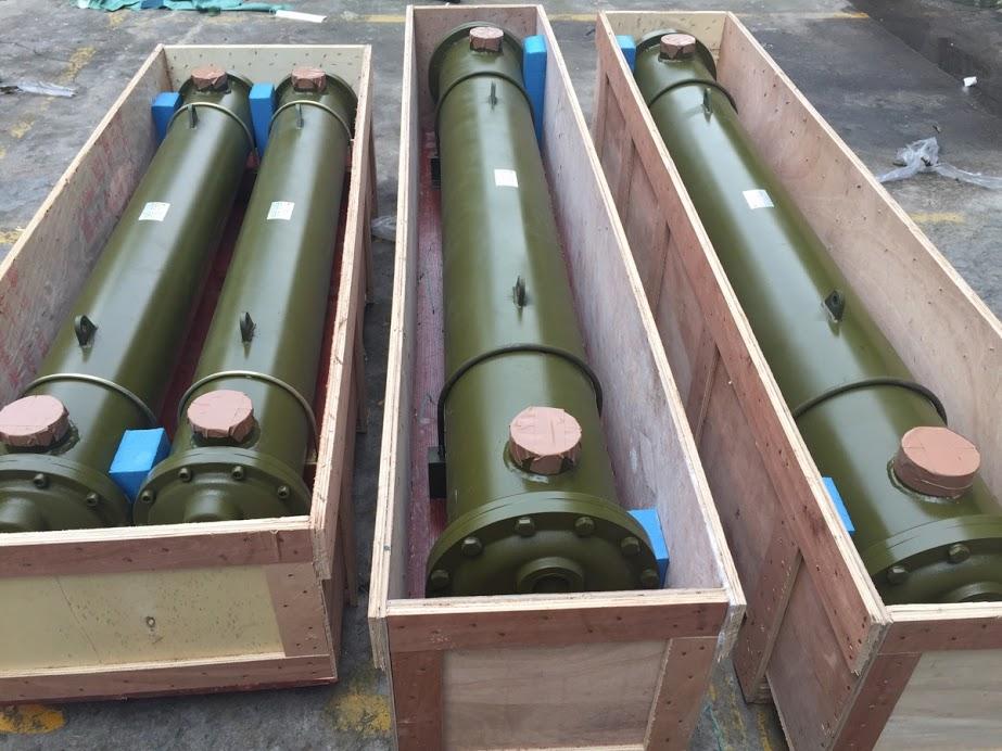 Những bộ giải nhiệt dầu thủy lực