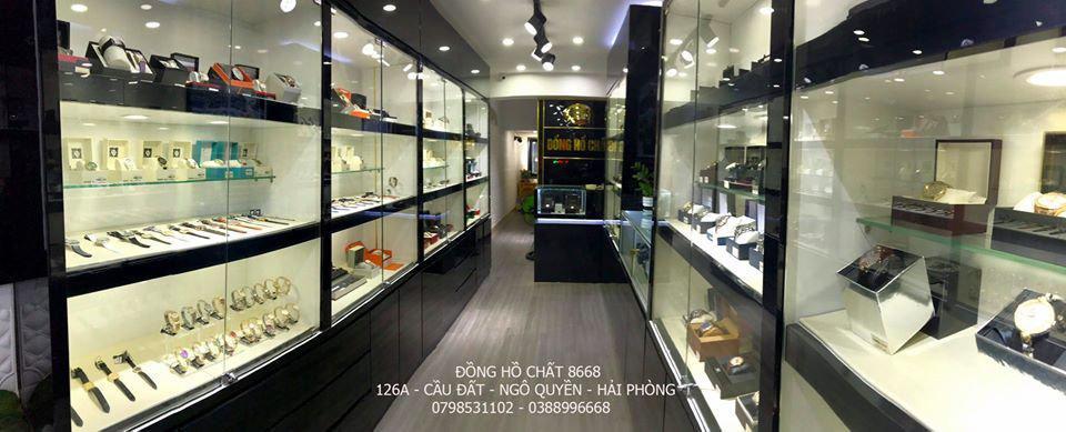 Cửa hàng bán đồng hồ nữ uy tin, giá rẻ tại Hồ Chí Minh