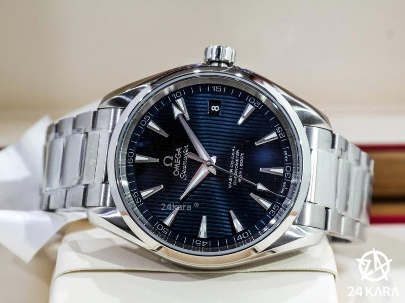 Lựa chọn điểm kinh doanh đồng hồ hiệu Omega