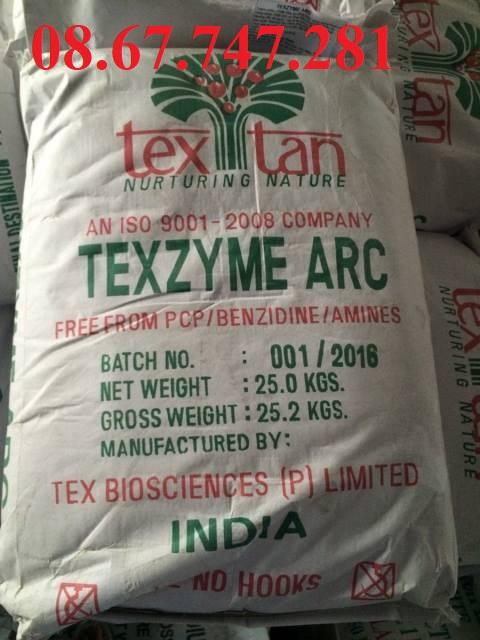 Enzyme xử lý nước, cắt tảo Texzyme ARC