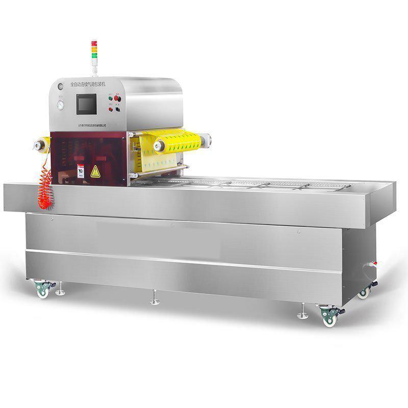 Máy đóng gói hộp nhựa – Thiết kế đảm bảo được sự đẹp mắt và ATTP
