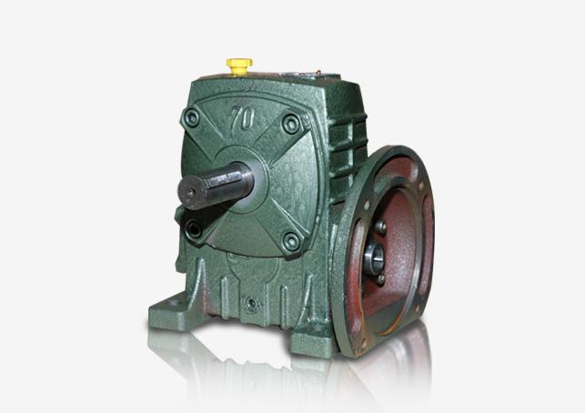 WP Worm Gear reducer machine
