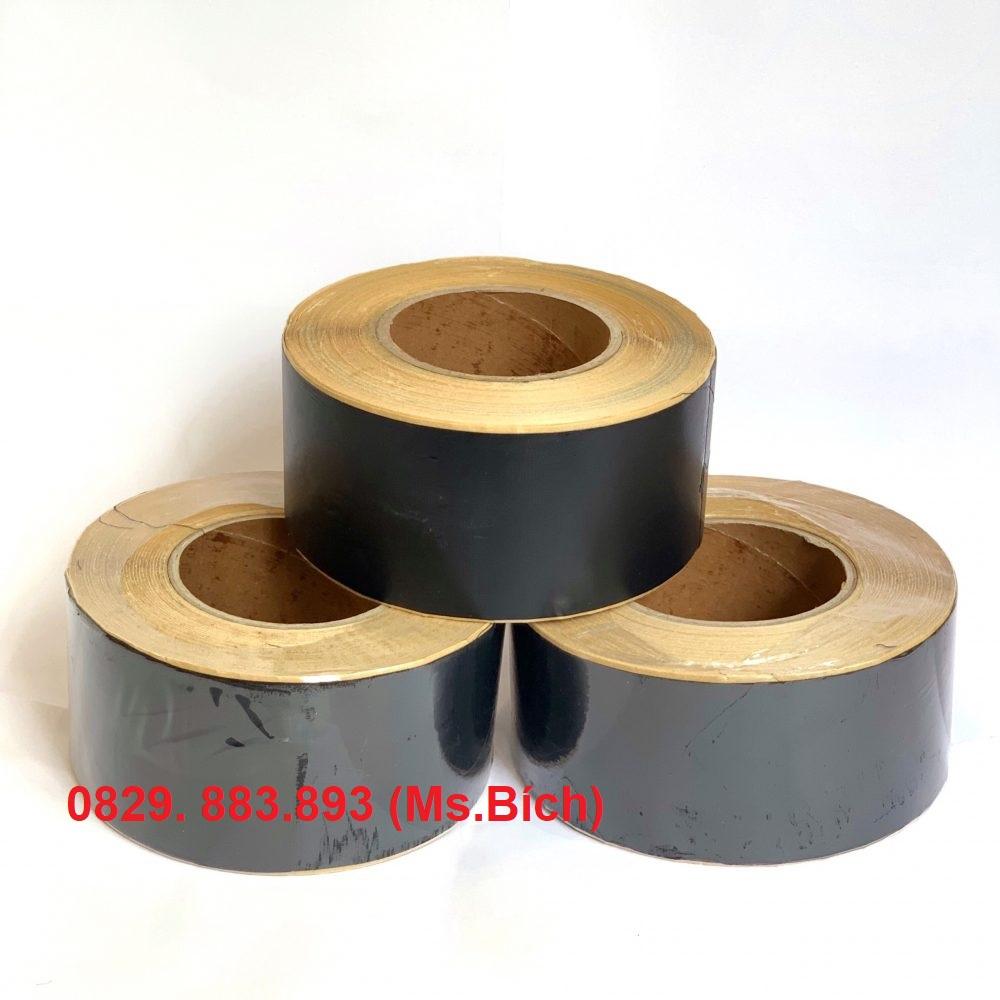 Băng dính đen Khổ 75mmx50Ml