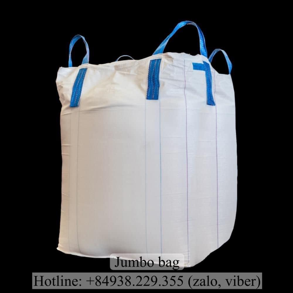 Túi jumbo 1 tấn - Hàng đã qua sử dụng 1 lần