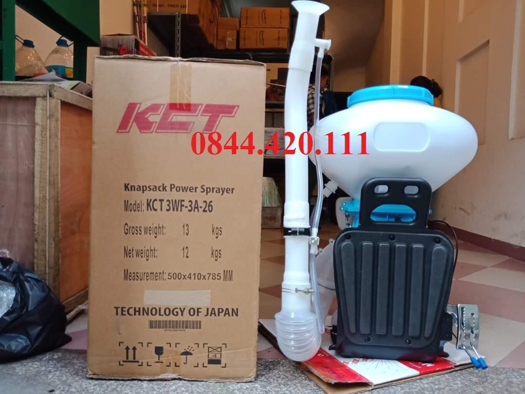 KCT máy phun vôi bột giá rẻ