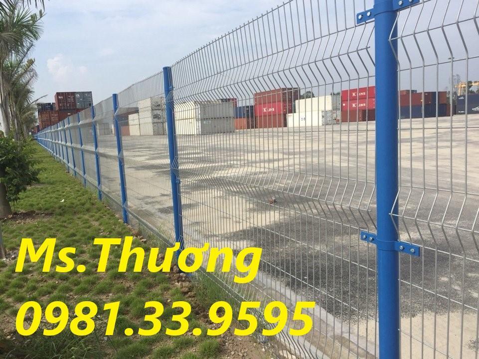 Hàng Rào Lưới thép, hàng rào thi công giá tốt tại Hà Nội