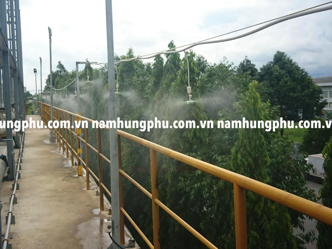 Chế phẩm khử mùi hôi nước thải AirSolution9312 (ECOLO)