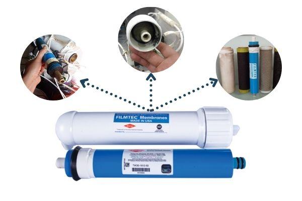 Sửa chữa máy lọc nước RO