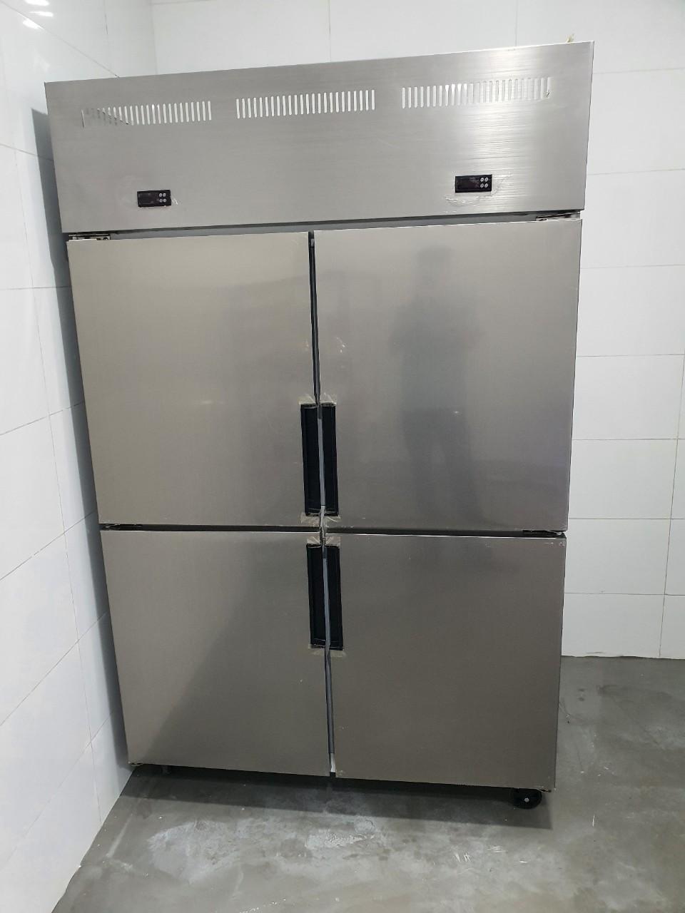 Tủ cấp đông tủ mát 4 cánh chất lượng cao