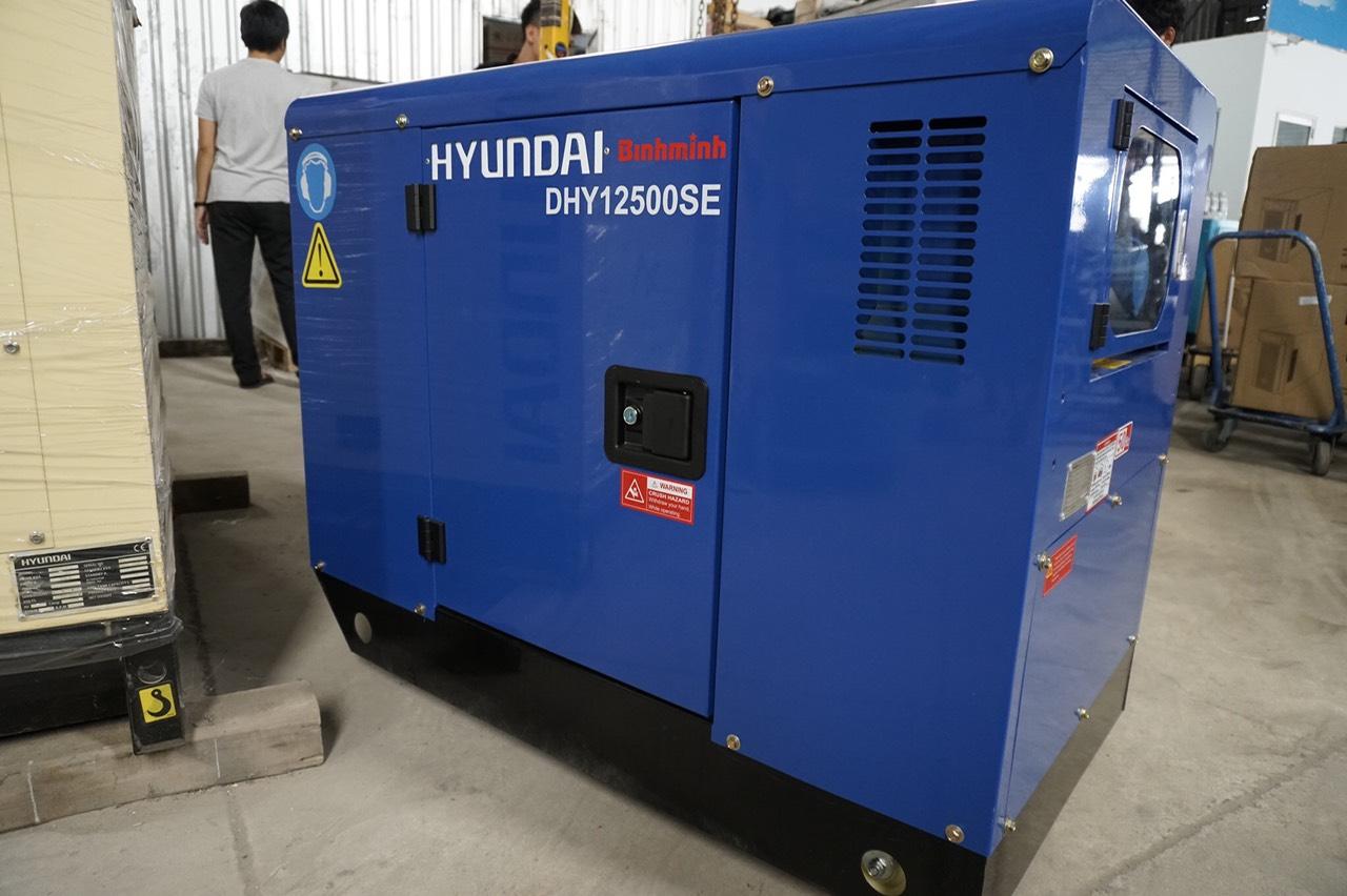 Phân phối máy phát điện - bộ lưu điện Hyundai