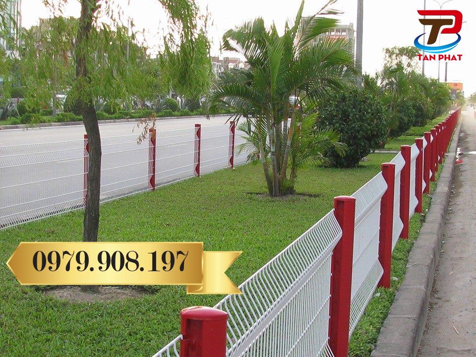 Hàng Rào Lưới Thép Hàng Rào Bảo Vệ