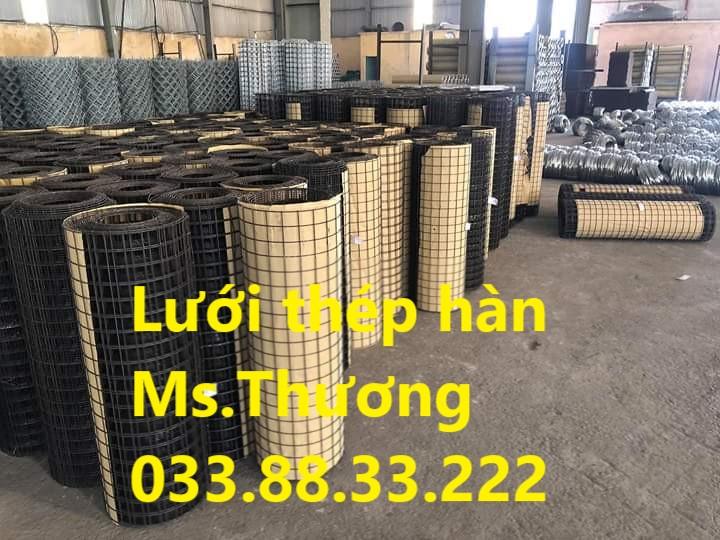 Lưới thép hàn chập đổ bê tông giá tốt tại Hà Nội
