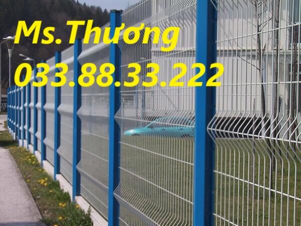 Lưới thép hàng rào sơn tĩnh điện Alpha giá tốt tại Hà Nội