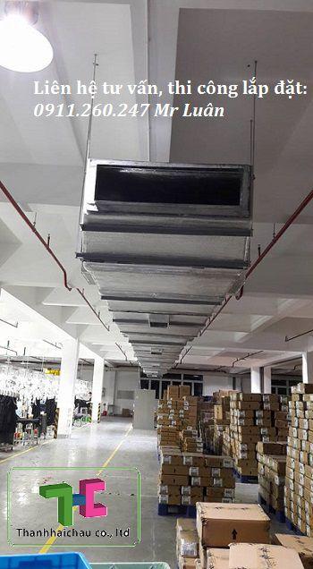 Đơn vị bán và lắp máy lạnh giấu trần nối ống gió Reetech trọn gói giá rẻ nhất quận 12