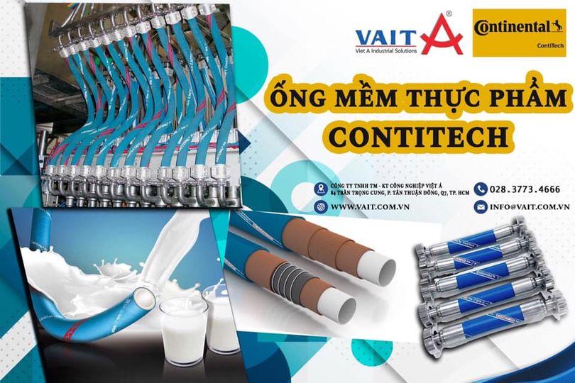 Ống Mềm Thực Phẩm - Contitech