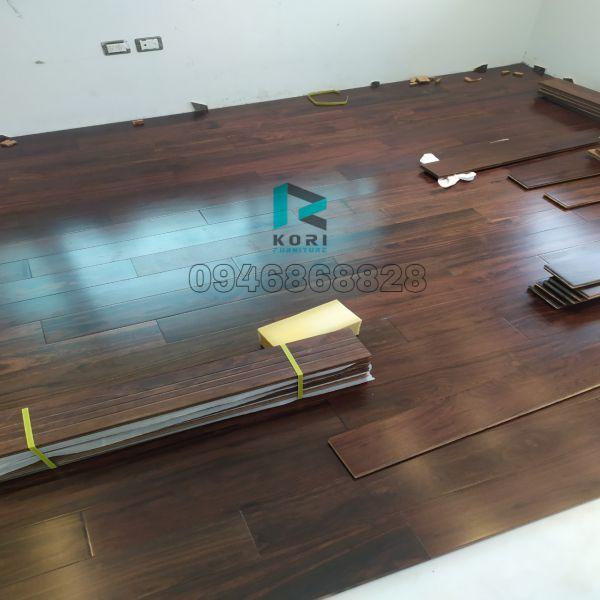 Sàn gỗ Komas