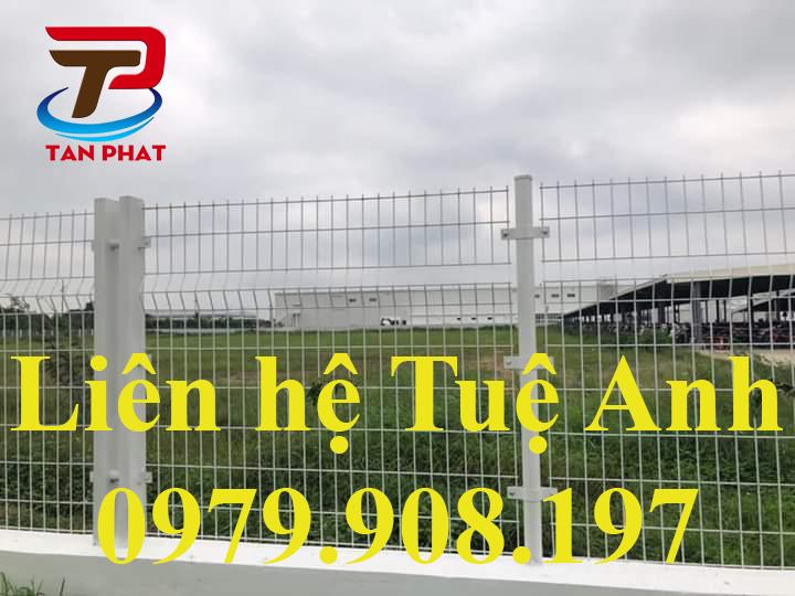 Hàng Rào Lưới Thép Tại Hà Nội