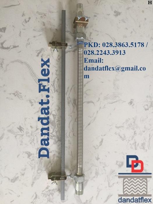 Khớp nối mềm Sprinkler, Khớp nối mềm PCCC - Dandat.Flex