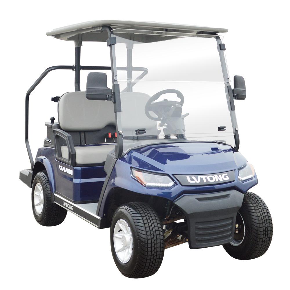 Xe Điện Chở Khách-Xe ô tô điện 2 chỗ-Xe điện sân golf LT-A827.2