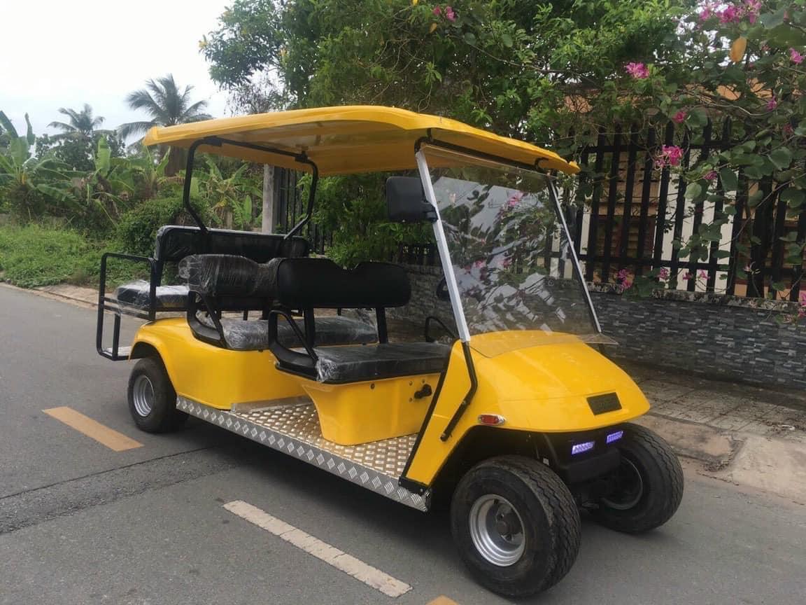 Xe điện YZGO 6 chỗ cũ, Xe điện yzgo đã qua sử dụng