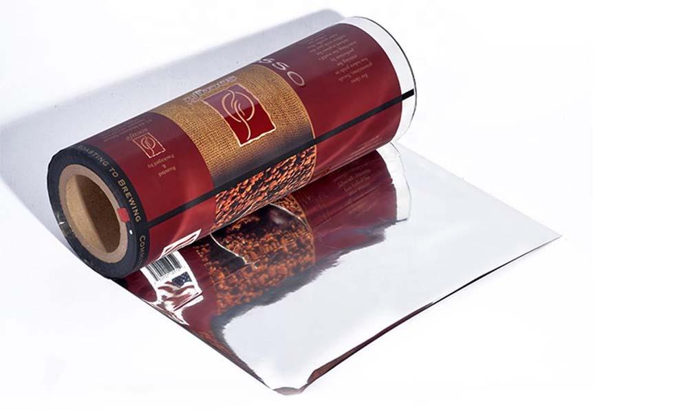 Màng cuộn bao bì cà phê hòa tan chất lượng cao với giá hấp dẫn