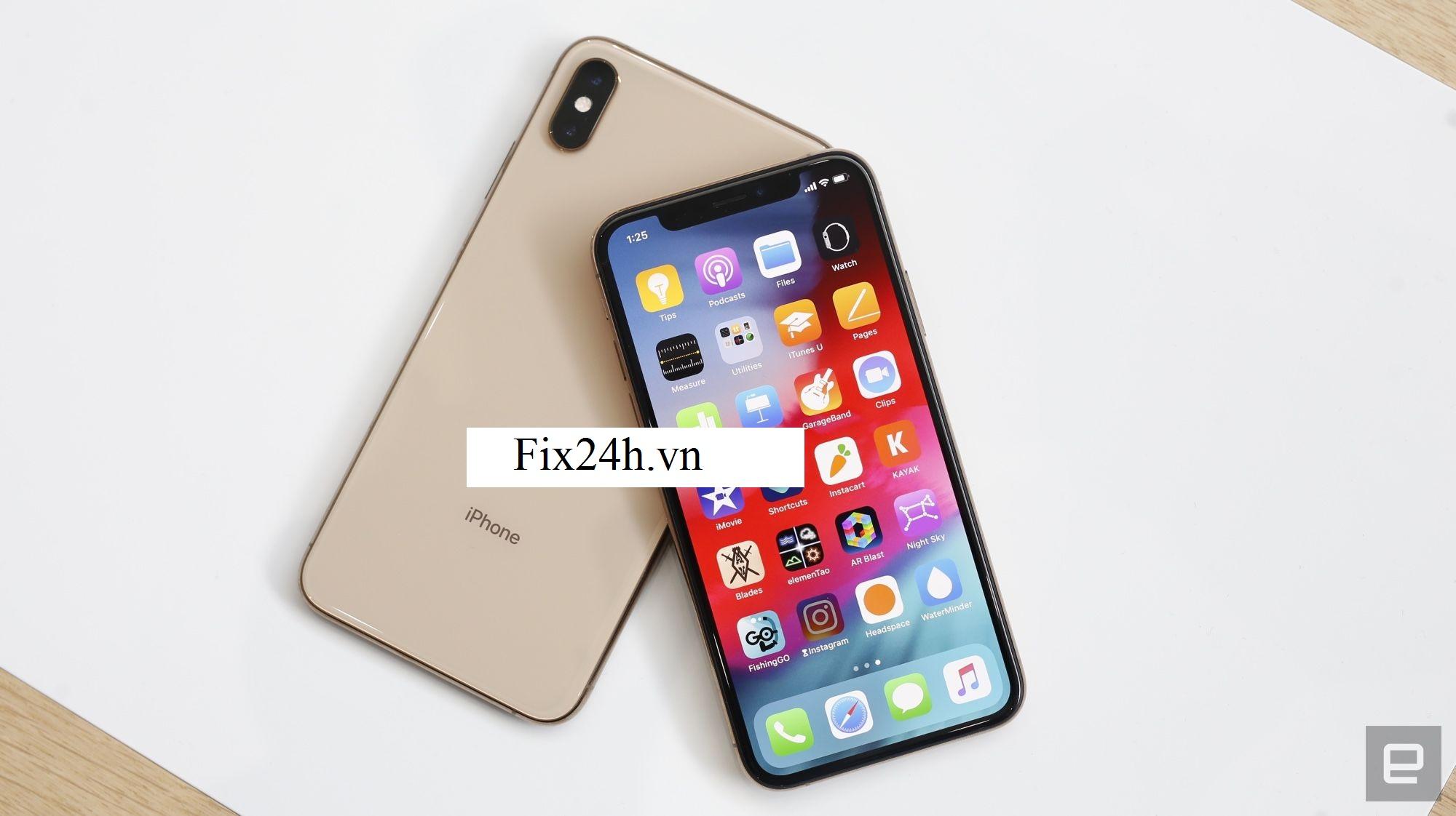 Giá thay màn hình iphone X