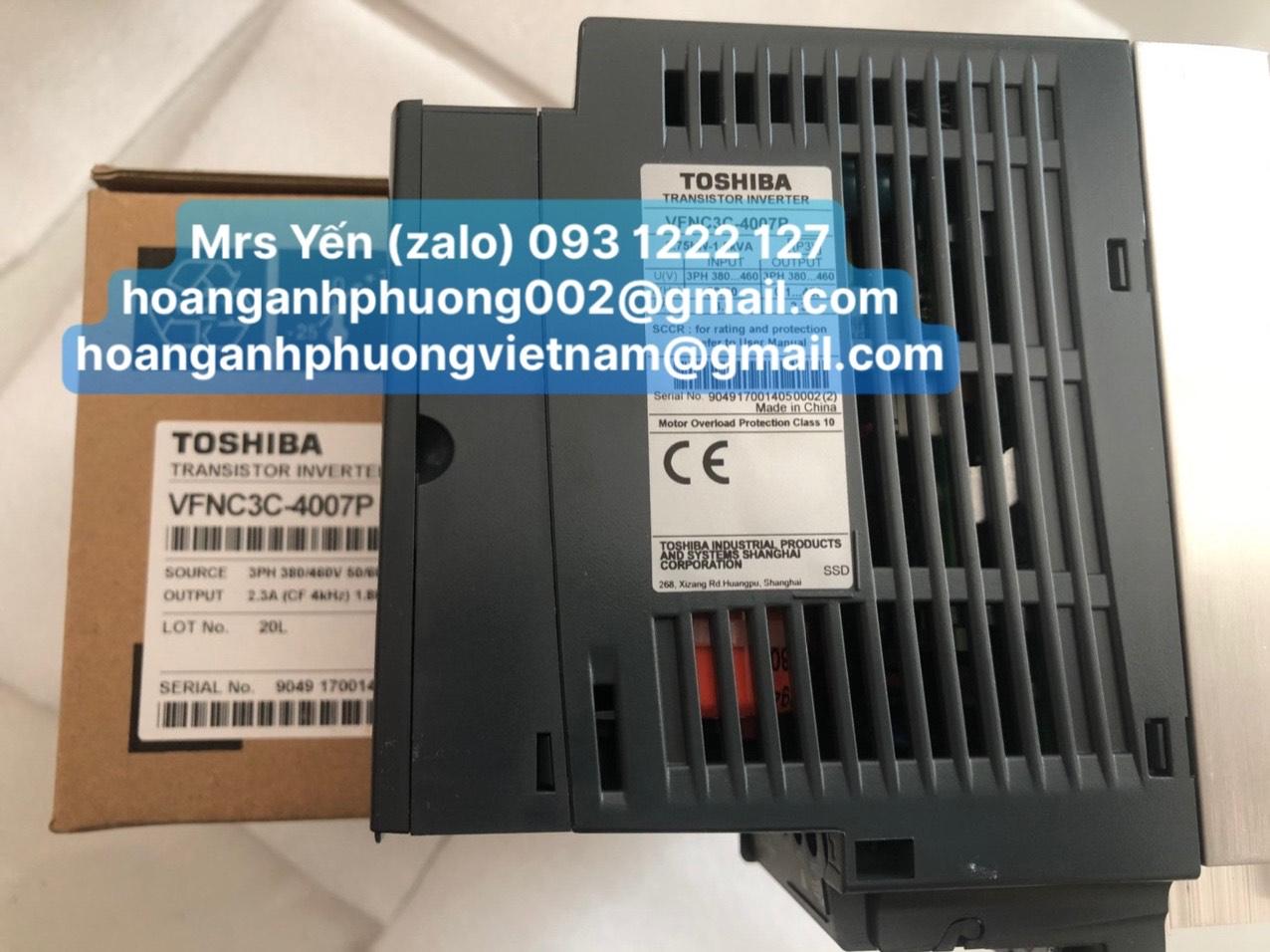 VFNC3C-4007P_Inverter Toshiba