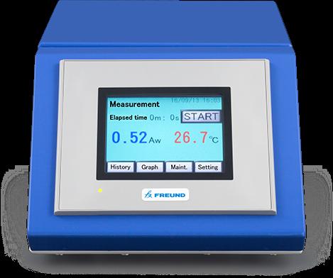 Máy đo hoạt độ nước – nước tự do (AW)