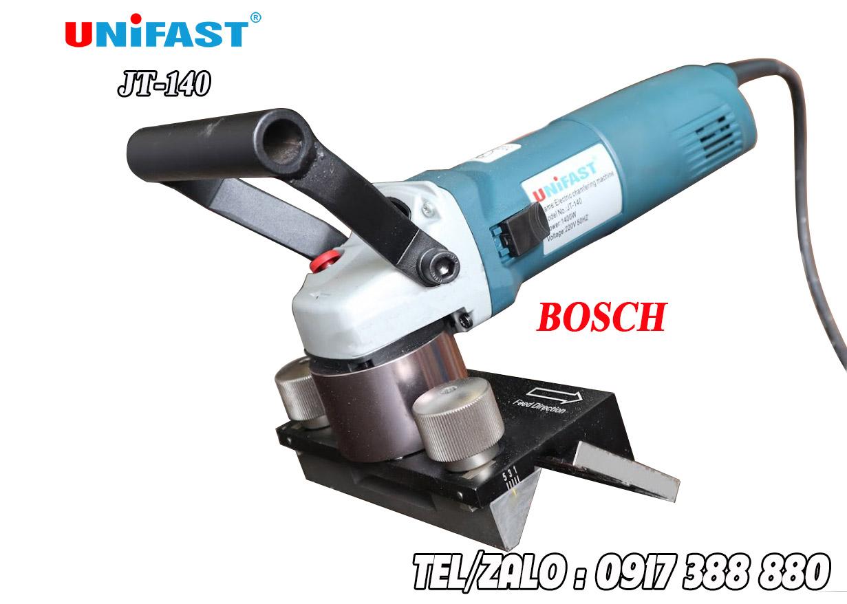 Máy vát mép 45 độ động cơ Bosch model Unifast JT-140