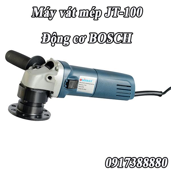 Máy vát mép động cơ BOSCH chuyên vát lỗ và đường cong JT-100