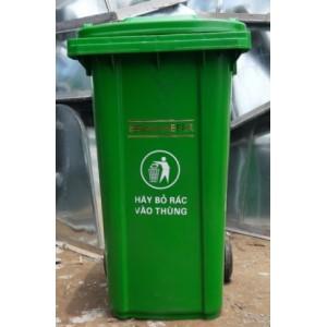 Thùng Rác Nhựa 120 Lít Tại Đà Nẵng