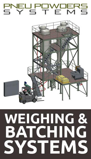Hệ thống cân và phân lô - Weighing and batching systems