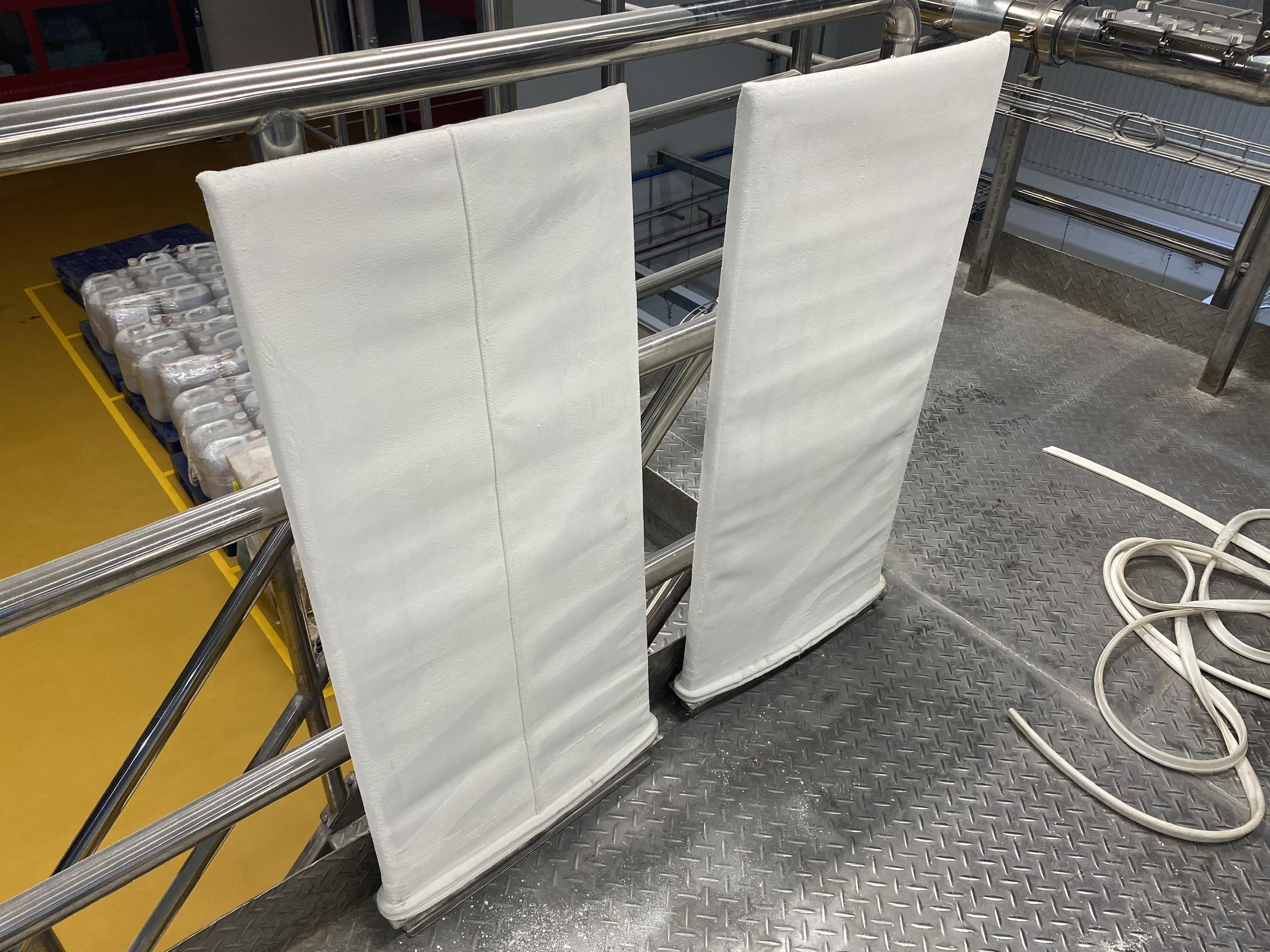 Lọc bụi kiểu túi- Filter Bag (Size :470x990mm)