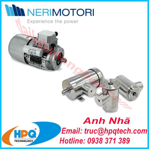 Động cơ Neri Motori nhập khẩu chính hãng tại Việt Nam