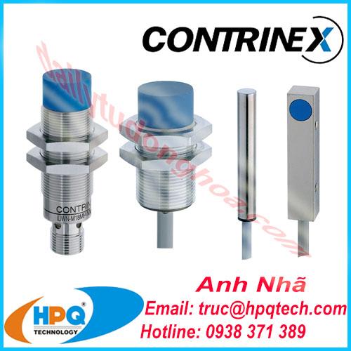 Nhà cung cấp cảm biến Contrinex chính hãng tại Việt Nam