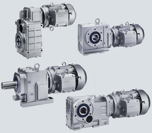 Động cơ giảm tốc Siemens