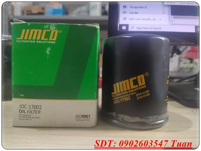 Lọc nhớt JIMCO 90915-YZZE1 vios camry