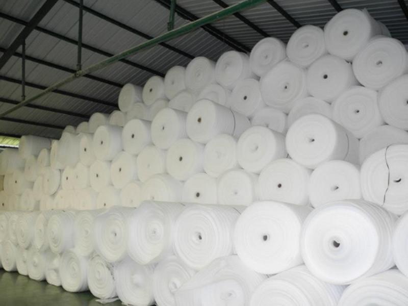 Cuộn mút xốp Pe Foam đóng gói hàng hóa
