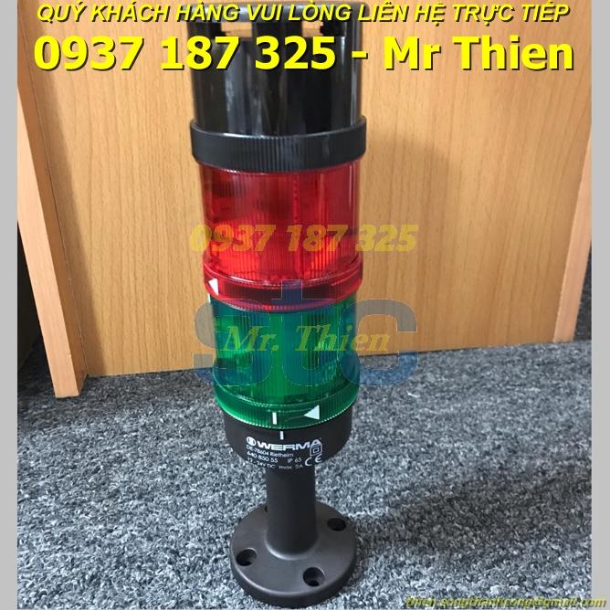 680.000.00 – Thiết bị báo động – Werma Vietnam – Đại diện phân phối chính hãng hàng Werma tại Việt Nam