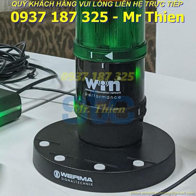 860.640.12 – Thiết bị báo động – Werma Vietnam – Đại diện phân phối chính hãng hàng Werma tại Việt Nam