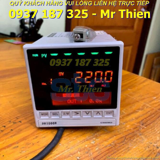 DB20600000-G0A - Bộ điều khiển máy móc - Chino Vietnam - Đại lí phân phối Chino chính hãng tại Việt Nam
