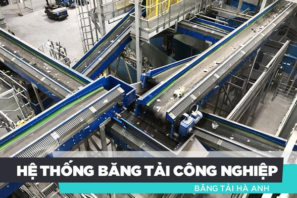 Băng tải công nghiệp - Haanhtech