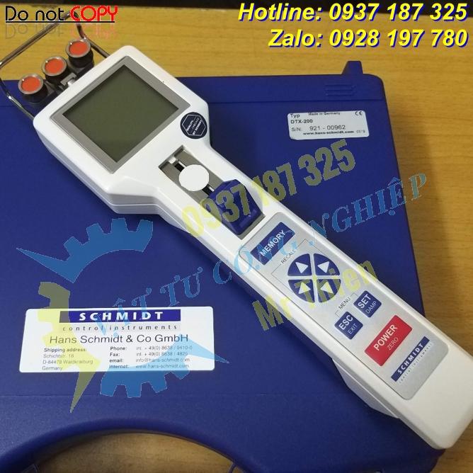 ETB-200 – Dụng cụ đo sức căng dây – Đại lí cung cấp Hans Schmidt Vietnam chính hãng giá cạnh tranh giao hàng miễn phí