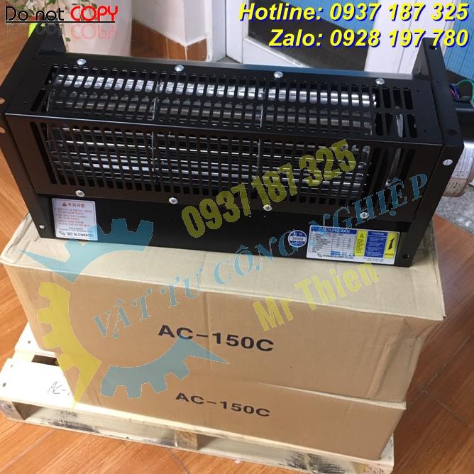 AC-150C – Quạt làm mát ly tâm – Kyungjin Blower Vietnam – Nhà cung cấp Kyungjin Blower chính hãng giá cạnh tranh
