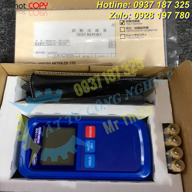 HD-1100E – Nhiệt kế kĩ thuật số – Nhà cung cấp Anritsu Meter Vietnam chính hãng giá cạnh tranh hàng nhập khẩu đầy đủ chứng từ