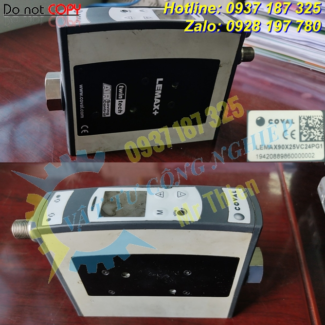 LEMAX90X25VC24PG1 – Bơm chân không thông minh – Coval Vietnam – Đại lí cung cấp Coval chính hãng tại Việt Nam
