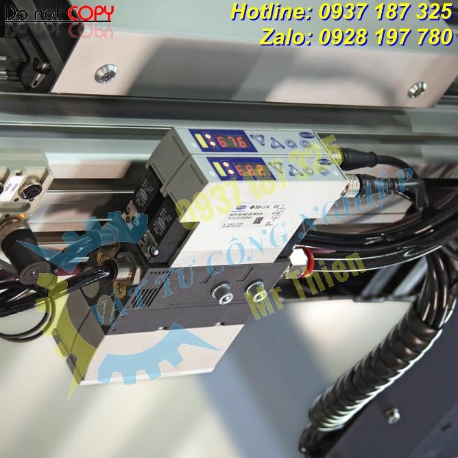 SCPi 25 NO RD M12-5 – Thiết bị tạo chân không – Đại lí cung cấp Schmalz Vietnam nhập khẩu chính hãng giá tốt